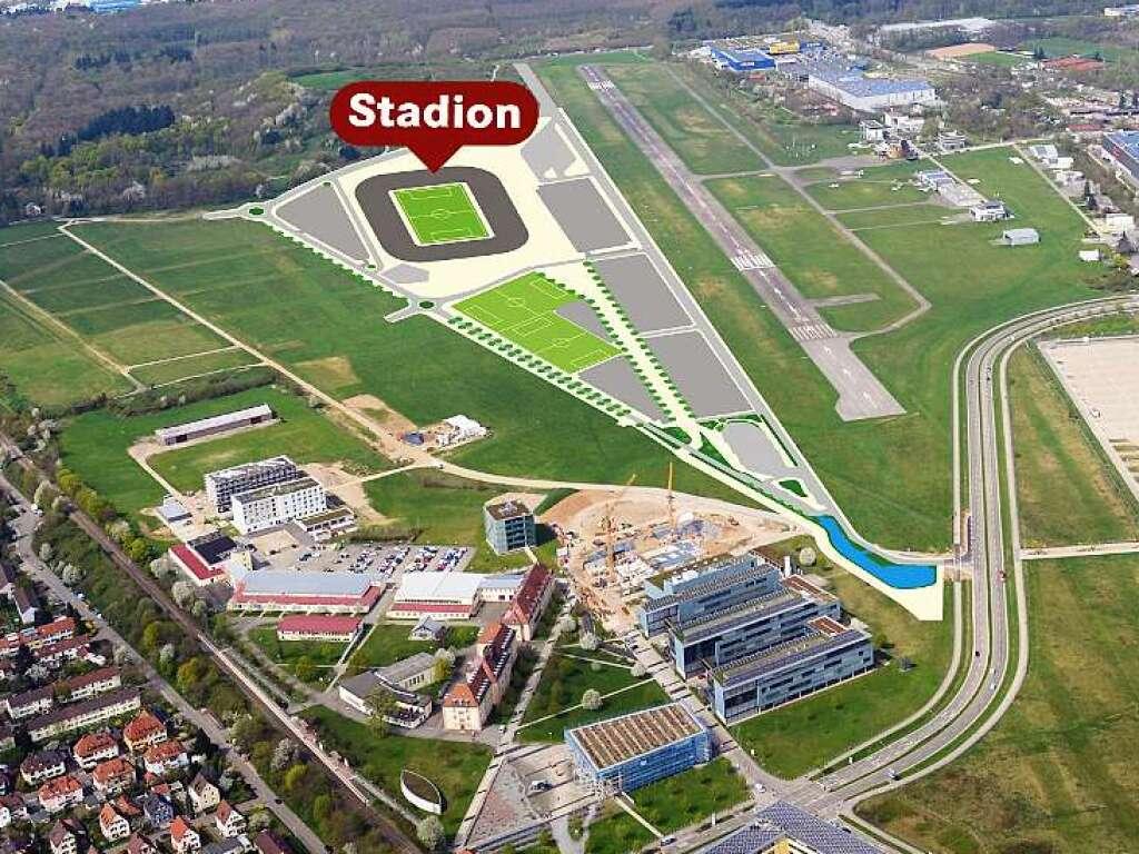Freiburg Stadion Tickets