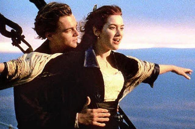 Die Titanic bleibt oben, Miss Sophie hat Gesellschaft