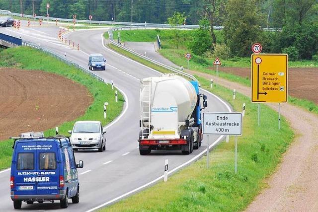 Verkehrsministerium will B-31-Planung endgültig beenden