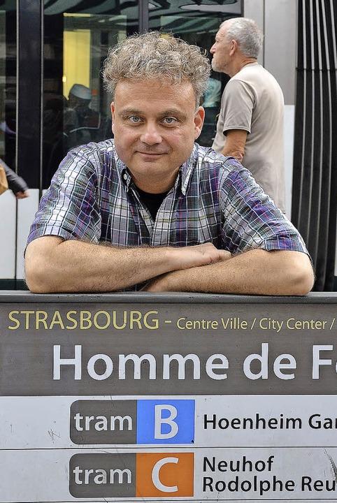 Reinhold Schröter  | Foto: Stadt Kehl
