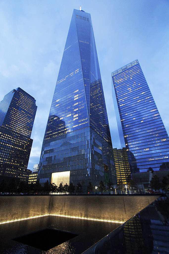 Das Neue World Trade Center