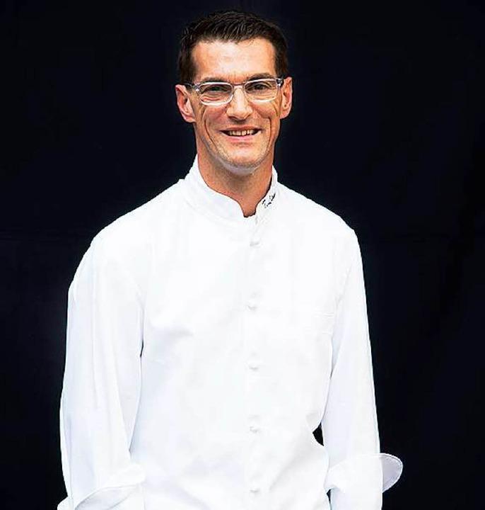 Tobias Lichy, Chefkoch im Rheingold-Restaurant   | Foto: WiSSing