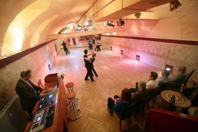Tanzunterricht ist gefragt
