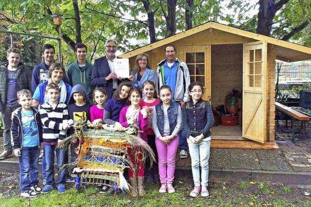 Bürgerstiftung fördert Projekte an Ganztagsschulen