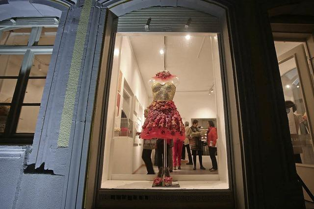 20 Lahrer Künstler lassen die Stadt erblühen