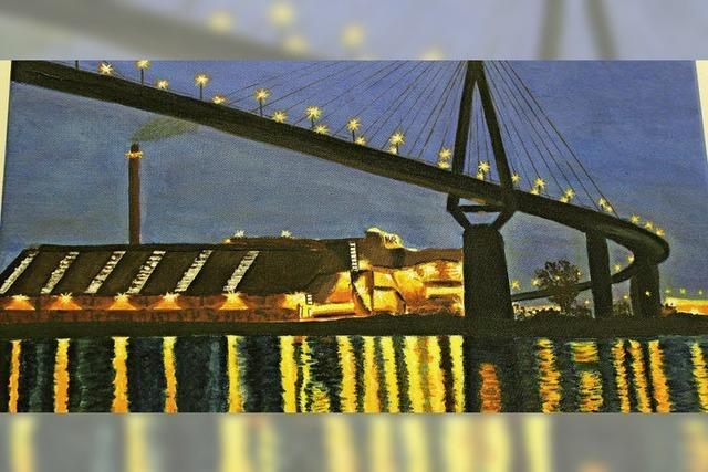 Brücken – gemalt und fotografiert