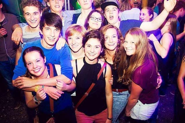 Fotos: Freiburger Big Medi Night 2014