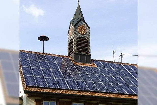 Umweltfreundlicher Strom und Wärme bleiben das Ziel
