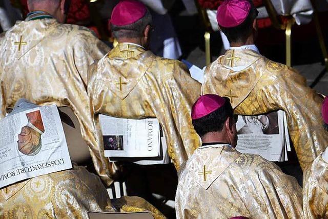 Bischofs-Synode ringt sich zu einem Kompromiss durch