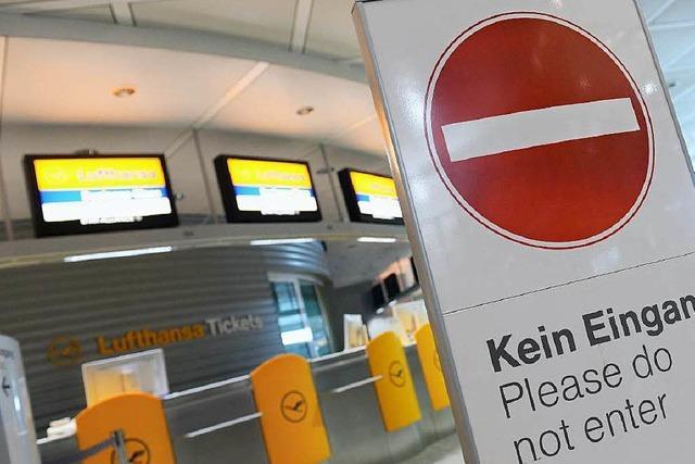 Lufthansa-Piloten streiken wieder - Sonderflugplan