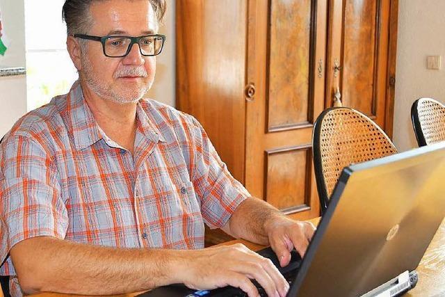 Fürstenberger informiert per Blog