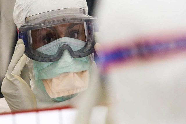 Gesundheitsamts-Chef zu Ebola: Hysterie nicht anfeuern