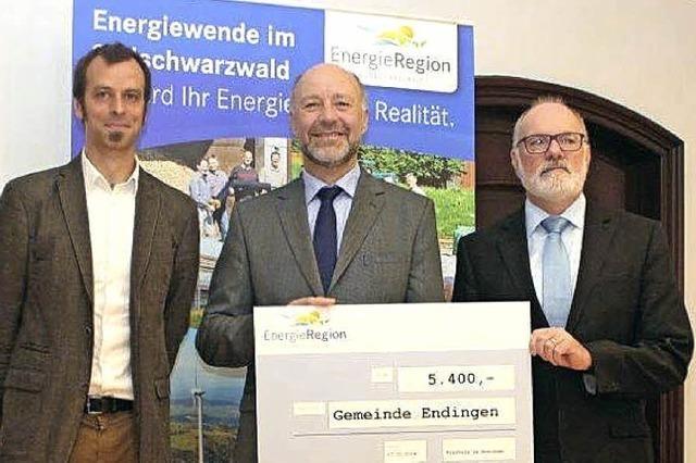 Starthilfe für die Energiewende vor Ort
