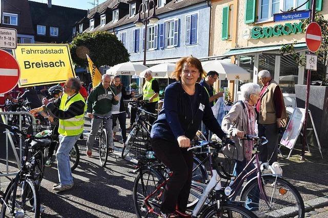 Bürger fordern besseres Radwegenetz