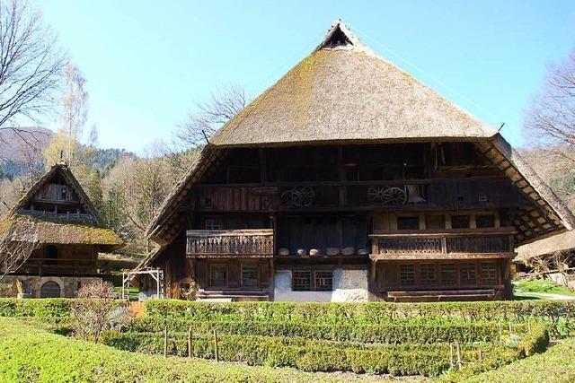 Neuer Bauernhof fürs Freilichtmuseum in Gutach