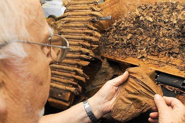 In Lahr werden wieder Zigarren produziert