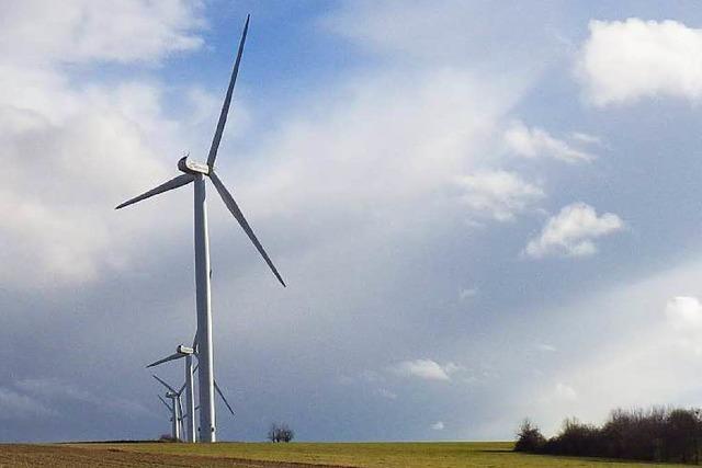 Frankreich liegt bei der Nutzung der Windkraft zurück