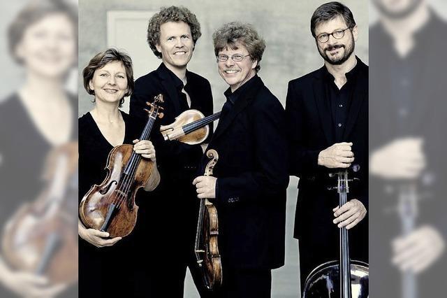 Die Königsgattung: Das Quartett(o) freiburg konzertiert in Oberried