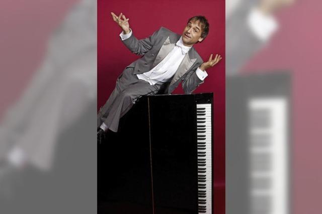 FREITAG: KABARETT: Klavier zum Lachen