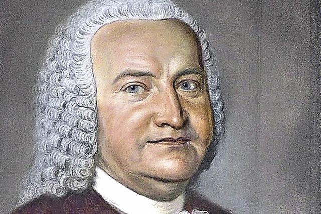"""Juris Teichmanis zu seinem Freiburger Projekt """"Bach pur"""""""
