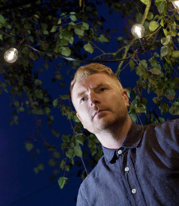 Jamie Odell alias Jimpster    Foto: Tom Oldham