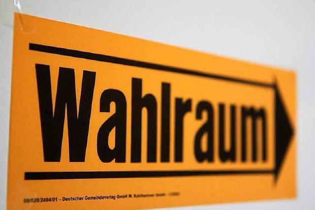 Waldkirch wählt am 15. März einen neuen OB