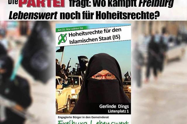 Jess Jochimsen zum Freiburger Satire-Eklat