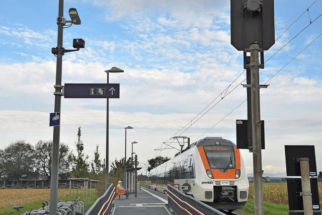 Mehr Schutz für die Münstertalbahn