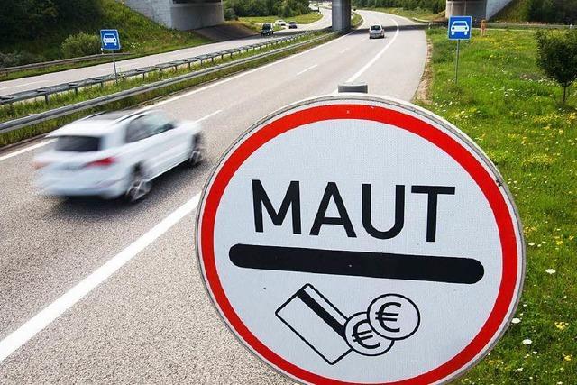 Die Lahrer CDU-Basis sieht die Pkw-Maut skeptisch