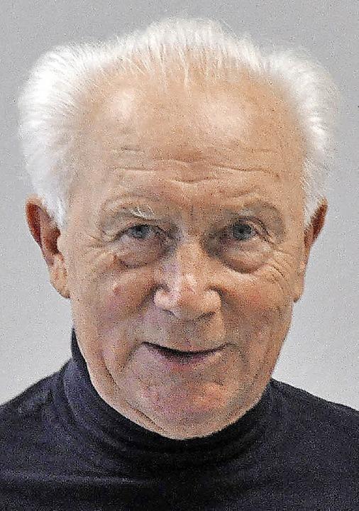 Sigmund Jähn   | Foto: Steckmeister