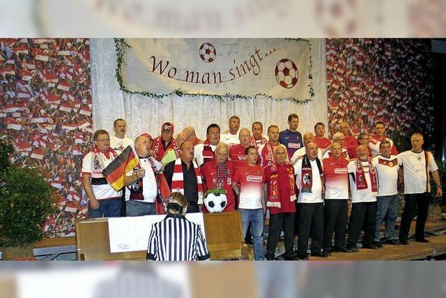 Wein, Folklore und Fußball