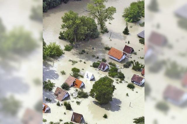 Hochwassergefahr heißt Bauverbot