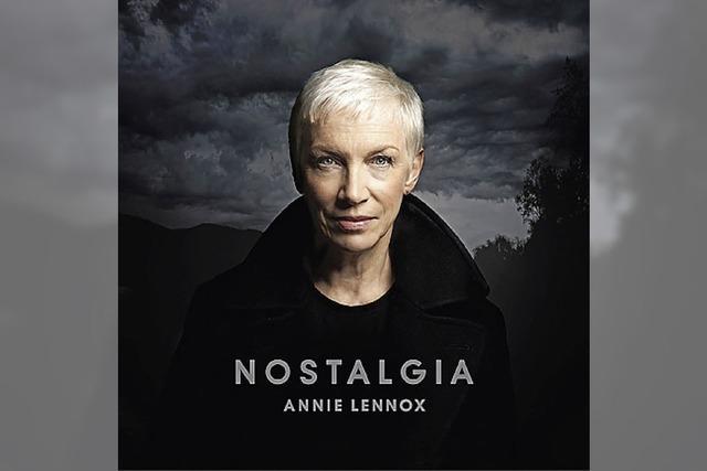 Annie Lennox: Auch ein Weltstar kann nicht alles