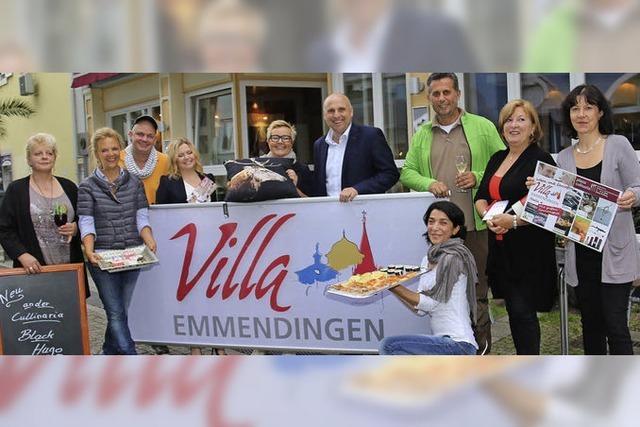 Villa Emmendingen auf der Freiburger Messe