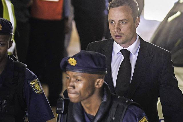Oscar Pistorius - der Fall einer Sportikone