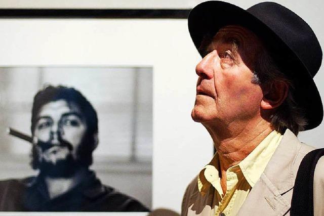 Fotograf René Burri im Alter von 81 Jahren gestorben