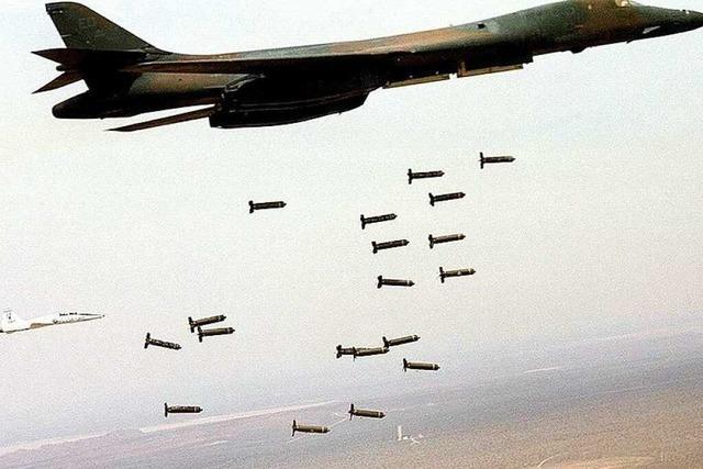 Wurden in der Ukraine Streubomben verwendet?