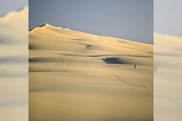 FLUCHTPUNKT: Sand und Berg – das geht!