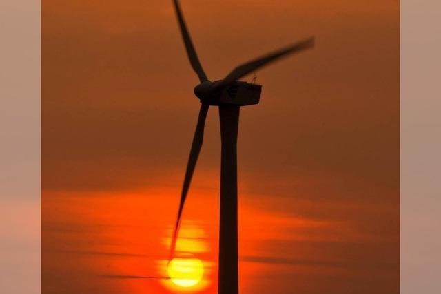 Windräder stören Hochburg-Idyll