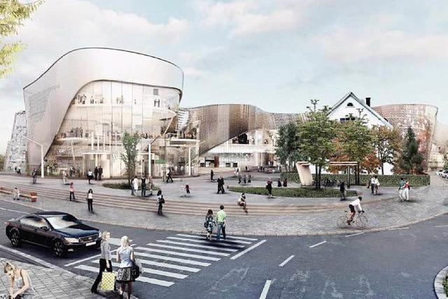 Cemagg soll Center am Europaplatz bauen