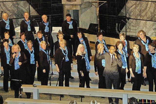Funke springt über bei mitreißendem Gospelkonzert