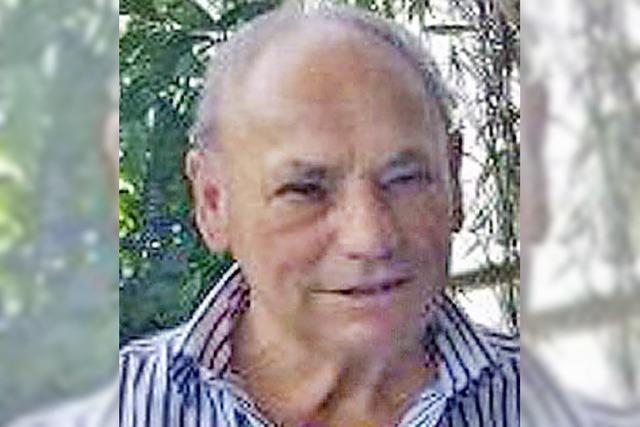 Vermisster 77-jähriger Mann aus Hausach gefunden