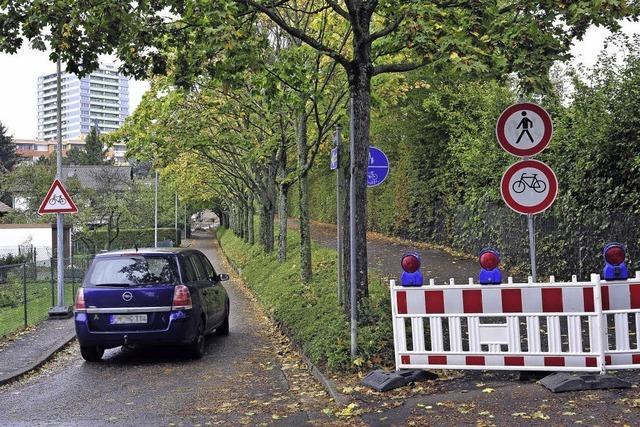 Bringt die neue Rad-Vorrang-Route eine neue Gefahrenstelle?