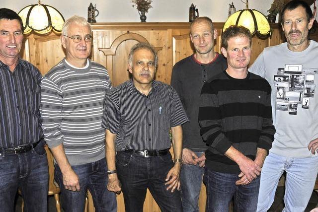 Vorstand der FBG Bettmaringen verjüngt sich