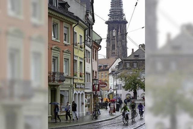 City-Baustelle bringt mehr Betrieb in Oberlinden