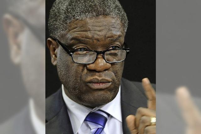 Denis Mukwege: Afrikas unermüdlicher Kämpfer