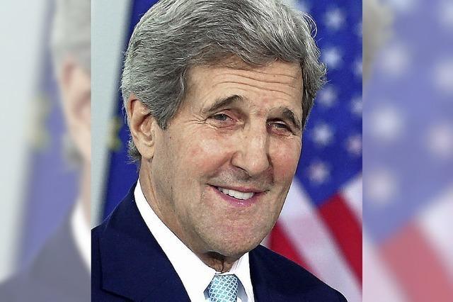Kerry lobt Deutschland