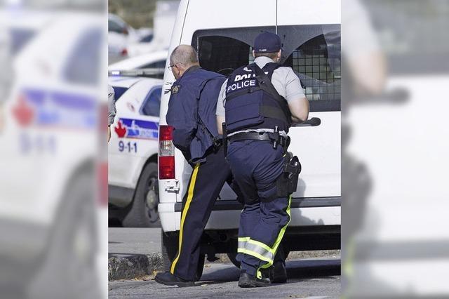 Kanada steht unter Schock