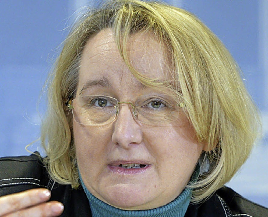 Theresia Bauer   | Foto: dpa