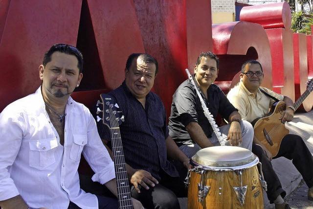 Musik aus Costa Rica im Schlachthof Lahr